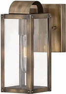 Hinkley 5860BU Sag Harbor Contemporary Burnished Bronze Wall Sconce Lighting