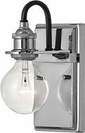 Hinkley 5870PN Baxter Modern Polished Nickel Lighting Sconce