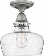 Hinkley 67012EN Academy Modern English Nickel Overhead Lighting Fixture
