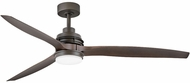 Hinkley 900160FMM-LWD Artiste Metallic Matte Bronze LED 60  Ceiling Fan