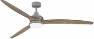 Hinkley 900172FGT-LWD Artiste Graphite LED 72  Home Ceiling Fan