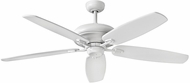 Hinkley 900660FCW-NID Grander Chalk White 60  Ceiling Fan