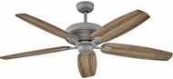 Hinkley 900660FGT-NID Grander Graphite 60  Home Ceiling Fan