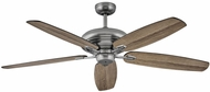 Hinkley 900660FPW-NID Grander Pewter 60  Home Ceiling Fan