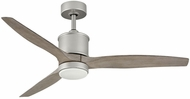 Hinkley 900752FBN-LWD Hover Brushed Nickel LED 52  Ceiling Fan
