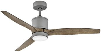Hinkley 900752FGT-LWD Hover Graphite LED 52  Home Ceiling Fan