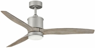 Hinkley 900760FBN-LWD Hover Brushed Nickel LED 60  Home Ceiling Fan