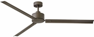 Hinkley 900972FMM-NWA Indy Contemporary Metallic Matte Bronze 72  Home Ceiling Fan