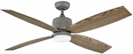 Hinkley 901458FGT-LWD Module Graphite LED 58  Ceiling Fan