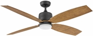 Hinkley 901458FMB-LWD Module Matte Black LED 58  Home Ceiling Fan