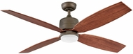 Hinkley 901458FMM-LWD Module Metallic Matte Bronze LED 58  Ceiling Fan