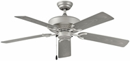 Hinkley 901652FBN-NWA Oasis Brushed Nickel 52  Ceiling Fan