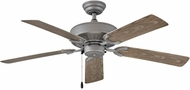 Hinkley 901652FGT-NWA Oasis Graphite 52  Home Ceiling Fan