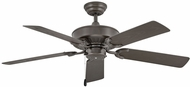 Hinkley 901652FMM-NWA Oasis Metallic Matte Bronze 52  Home Ceiling Fan