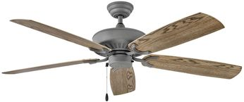 Hinkley 901660FGT-NWA Oasis Graphite 60  Ceiling Fan