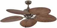 Hinkley 901952FMM-NWD Tropic Air Metallic Matte Bronze 52  Ceiling Fan