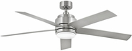 Hinkley 902054FBN-LWA Tier Contemporary Brushed Nickel LED 54 Home Ceiling Fan