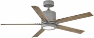 Hinkley 902152FGT-LWD Vail Contemporary Graphite LED 52 Home Ceiling Fan