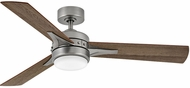 Hinkley 902852FPW-LIA Ventus Pewter LED 52 Home Ceiling Fan