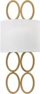 Hinkley FR35600BRG Jules Contemporary Brushed Gold Lighting Sconce