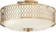 Hinkley FR35601BRG Jules Modern Brushed Gold Home Ceiling Lighting