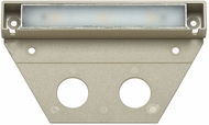 Hinkley Landscape 15446ST-10 Nuvi Contemporary Sandstone LED Outdoor Medium Deck Sconce (pack of 10)