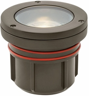 Hinkley Landscape 15702BZ Flat Top Well Light Contemporary Bronze LED Exterior Flat Top Well Light