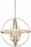 Home Place 317541WG Winter Gold 16.5 Ceiling Light Pendant