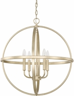 Home Place 317542WG Winter Gold 23 Lighting Pendant