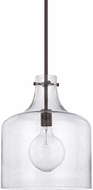 Home Place 325712BZ Modern Bronze Mini Hanging Light
