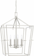Home Place 522141BN Brushed Nickel Foyer Lighting Fixture