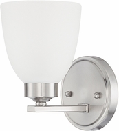 Home Place 614311BN-333 Jameson Brushed Nickel Wall Lighting