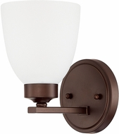 Home Place 614311BZ-333 Jameson Bronze Sconce Lighting