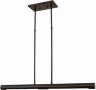 House of Troy BLP28-OB Beeline Oil Rubbed Bronze LED 28  Kitchen Island Lighting