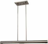 House of Troy BLP28-SN Beeline Satin Nickel LED 28  Island Light Fixture