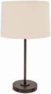 House of Troy BR150-OB Brandon Oil Rubbed Bronze Table Lamp