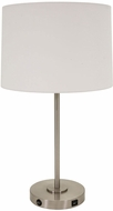 House of Troy BR150-SN Brandon Satin Nickel Table Light