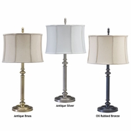 House of Troy CH850 Coach Three Way Table Lamp