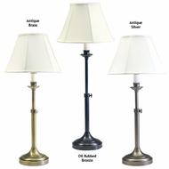 House of Troy CL250 Club Adjustable Table Lamp