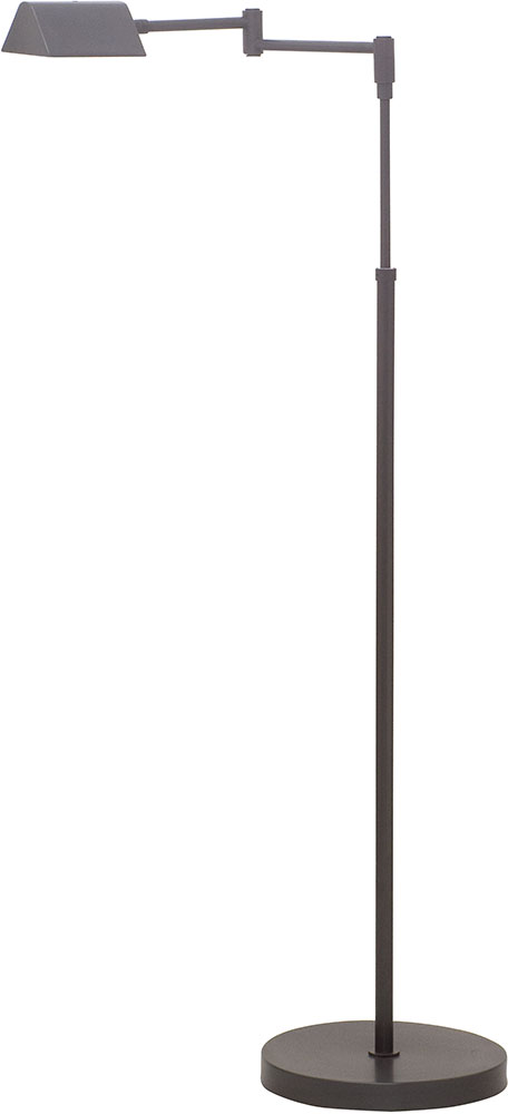 House Of Troy D100 Ob Delta Oil Rubbed Bronze Led Floor