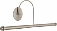 House of Troy DXLEDZ30-52 Slim-line Satin Nickel LED 30  Painting Light Fixture