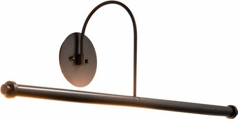 House of Troy DXLEDZ30-91 Slim-line Oil Rubbed Bronze LED 30  Picture Lighting