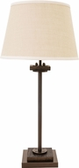 House of Troy FH350-CHB Farmhouse Chestnut Bronze Table Lamp