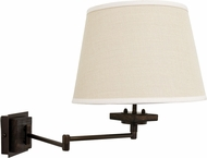 House of Troy FH375-CHB Farmhouse Chestnut Bronze Wall Swing Arm Lamp