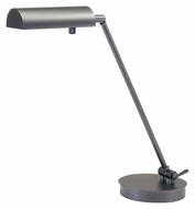 House of Troy G150-GT Generation Transitional Granite Finish 11 Inch Tall Adjustable Desk Lamp