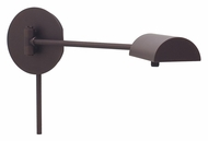 House of Troy G175-CHB Generation Swing Arm Transitional Chestnut Bronze 20 Inch Extending Wall Lamp