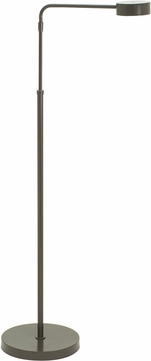 House of Troy G400-ABZ Generation Contemporary Architectural Bronze LED Light Floor Lamp