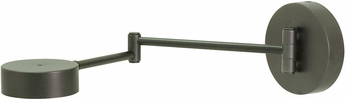 House of Troy G475-GT Generation Modern Granite LED Wall Swing Arm Lamp