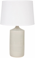 House of Troy GS110-GG Scatchard Gray Gloss Lighting Table Lamp