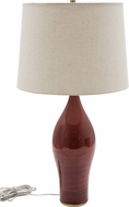House of Troy GS170-CR Scatchard Copper Red Lighting Table Lamp